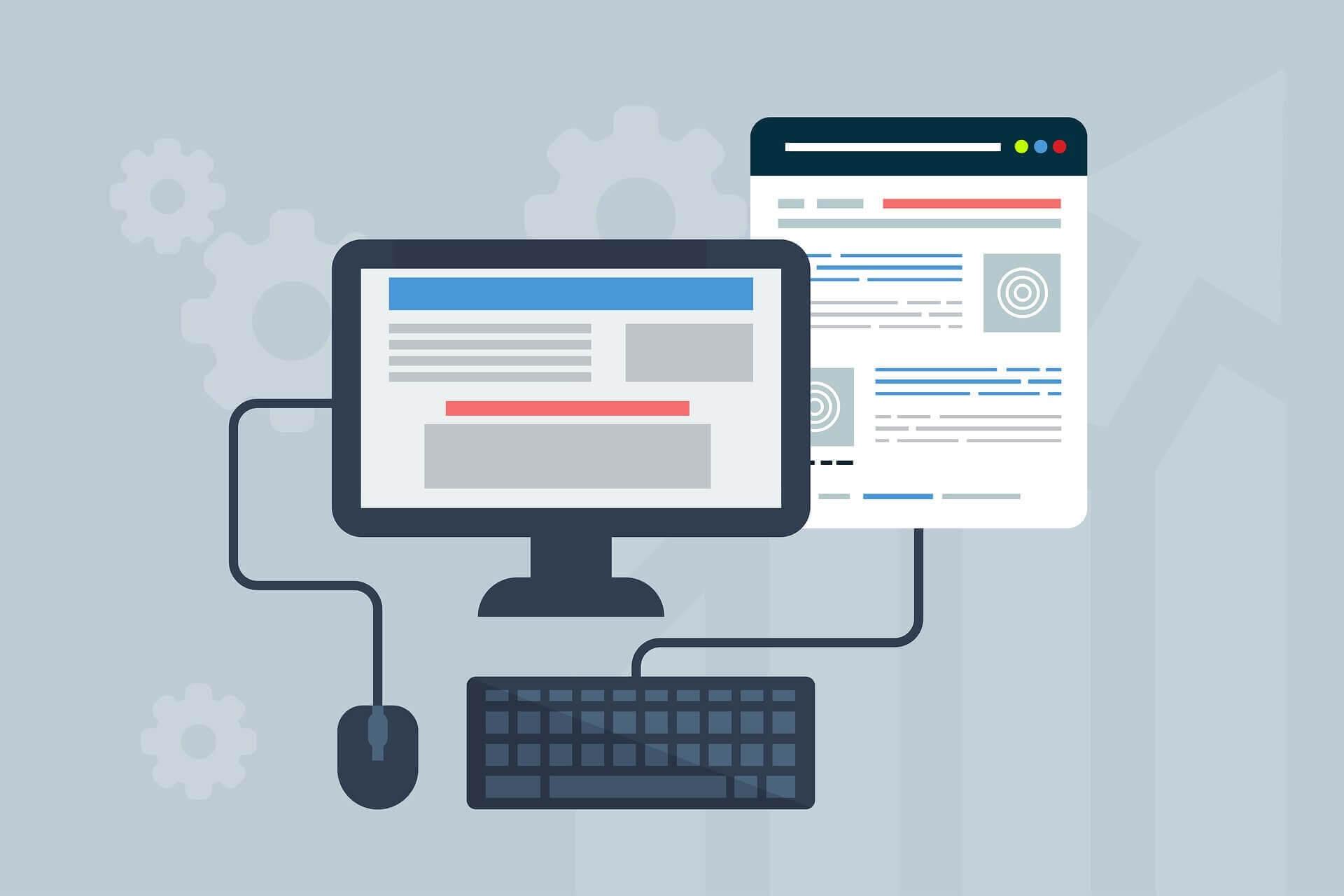 Webdesign in Wordpress en Drupal