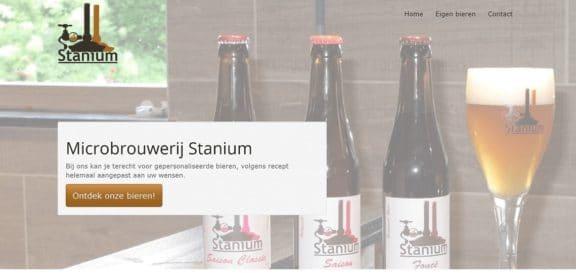 Stanium - microbrouwerij Beveren