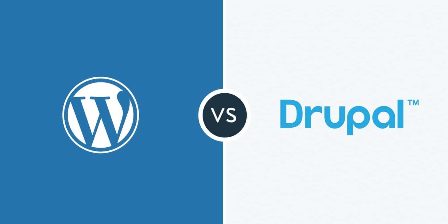 Wordpress vs Drupal - een hands-on vergelijking